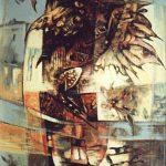 L'Albero, olio su tela cm. 70x50