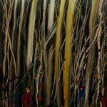 Bellucci, L'appuntamento (1) olio su tela 100x80